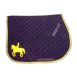 Polyester Drill Fabric Saddle Pads