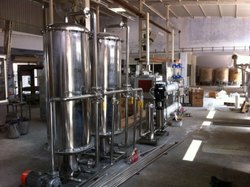 Industrial RO Water Purifier Systems