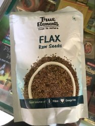 Natural Flax Seeds for Personal, Packaging Type: Packet