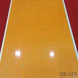 DB-123 Silver Series PVC Panel