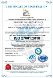 ISO 27001:2018 Certification Service