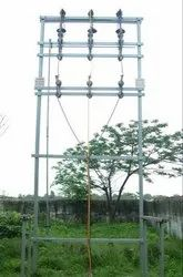 Double Pole Structure