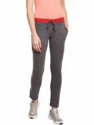 Vimal Plain Ladies Cotton Trouser