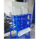 Parivartan Kaju House Automatic Cashew Cutting Machine, Capacity: 45 - 50 Kg / Hr