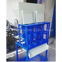 Parivartan Kaju House Automatic Cashew Cutting Machine, Capacity: 45 - 50 Kg / Hr