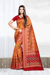 Pr Fashion Launched Designer Silk Saree