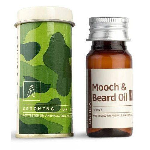 Mooch And Beard Oil