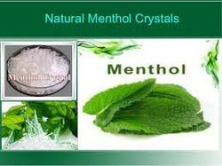 Menthol Crystals Project Reports