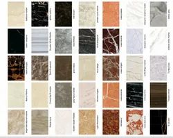 GOYAL MARBLES Multicolor Marble Stone, Thickness: 16 mm, Size: Multiple