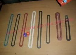 Gaskets & Mica Shield for Gauge Glass