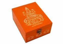 Solitaire - Cut Decorative Boxes