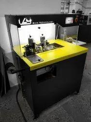 PRONTOTEC Automatic Elastic Band Inserting Machine, Model Number: PEM01