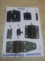 Industrial Metal Hinges