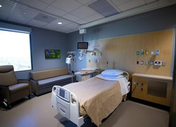 Hospital Serenity Panel Wall