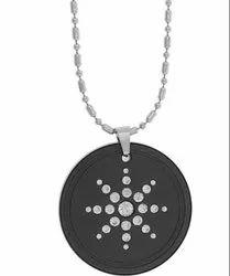 Quantum Diamond Pendant
