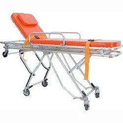 Hospital Patient Transfer Trolley