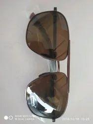 Brown Velocity Sunglasses