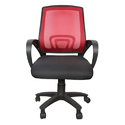 Revolving Medium Back Ergonomic Mesh Chair -Office Chair / Executive Chair