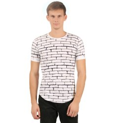 Mens Cotton T-shirt Half Sleeve