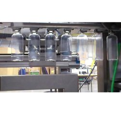 Optima Pet Blow Molding Machine