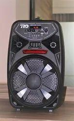 DC5V RD Trolley Speaker With LED Disco Light B-230