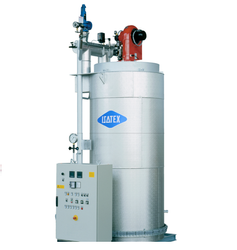 Oil / Gas Fired High Pressure Natural Circulation Steam Generator
