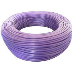 Purple PVC Insulated House Wire