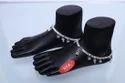Designer Silver Anklets