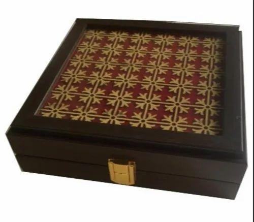 KSJ Rectangular Jewellery Box