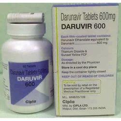 Daruvir (Darunavir) Medicines