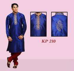 Royal Silk Mens Kurta Pajama