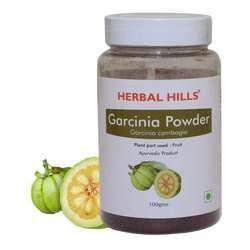 100% Chemical free and Natural Garcinia (Garcinia cambogia) powder - 100 gms