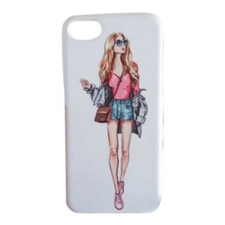 Multicolor Plastic 3D Photo Printed Mobile Cover, Packaging Type: Packet