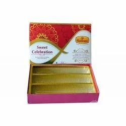 Cardboard Laminated Sweet Box, Storage Capacity: 2 kg