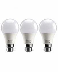 LED 9 Watt Bulb - Cool White