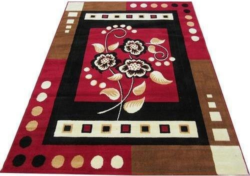 Universal Rugs Printed Synthetic Belgium Rug