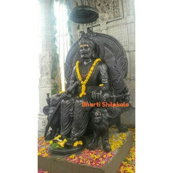 Maharaja Gunmetal Monumental Statue