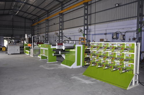 Plastic Rope Making Machine - Plastic Re-Process Machine