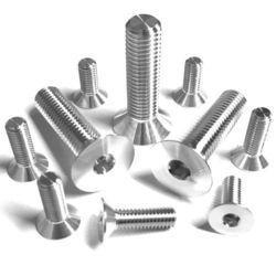 Aluminium Fasteners (Nut / Bolt / Washer), Dimension/size: Custom