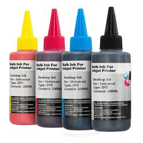 Ciss Cartridge Ink