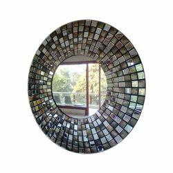 Metro Transparent Designer Mirror Glass