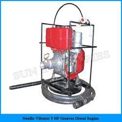 Diesel Needle Vibrator