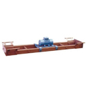 Mild Steel Double Beam Screed Board Vibrator