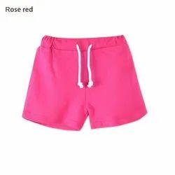 Baby Girl Kids Shorts