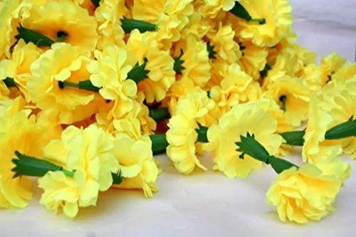 Marigold Flower Garlands 5 Ft Long