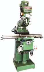 IK-Taiwan Milling Machine, Table Size: 10*50