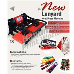 Landyard Heat Press Machine