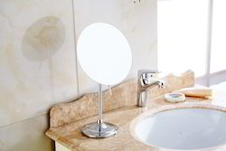 Framless Magnifying Mirror