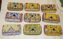 Vintage Banjara Clutch Bags