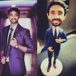Chennai 3d Selfie Statue (Replica Miniature of Yourself)